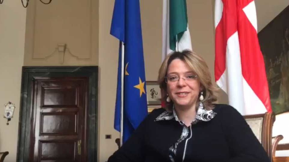 Il Messaggio di Anna Scavuzzo – Vice Sindaco di Milano