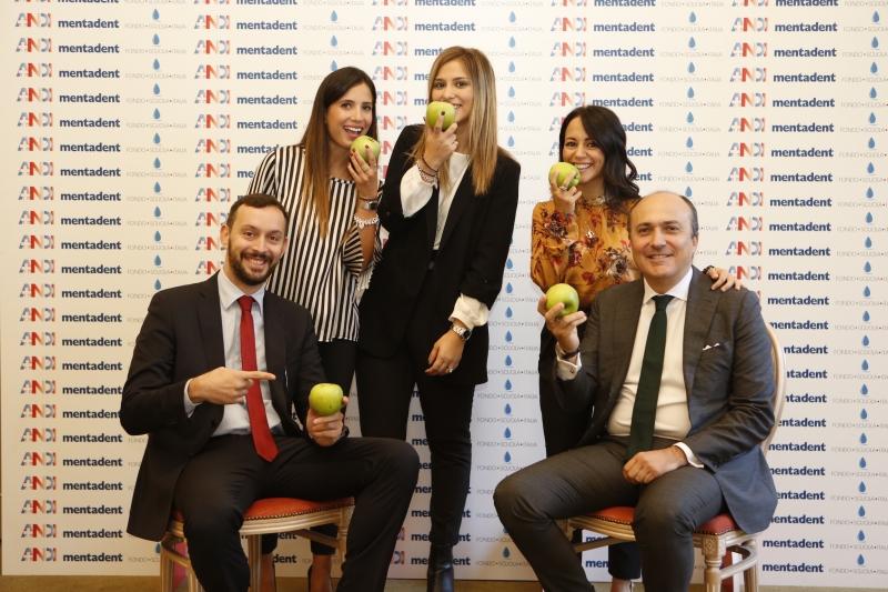Unilever con Mentadent, Andi e Fondo Scuola italia