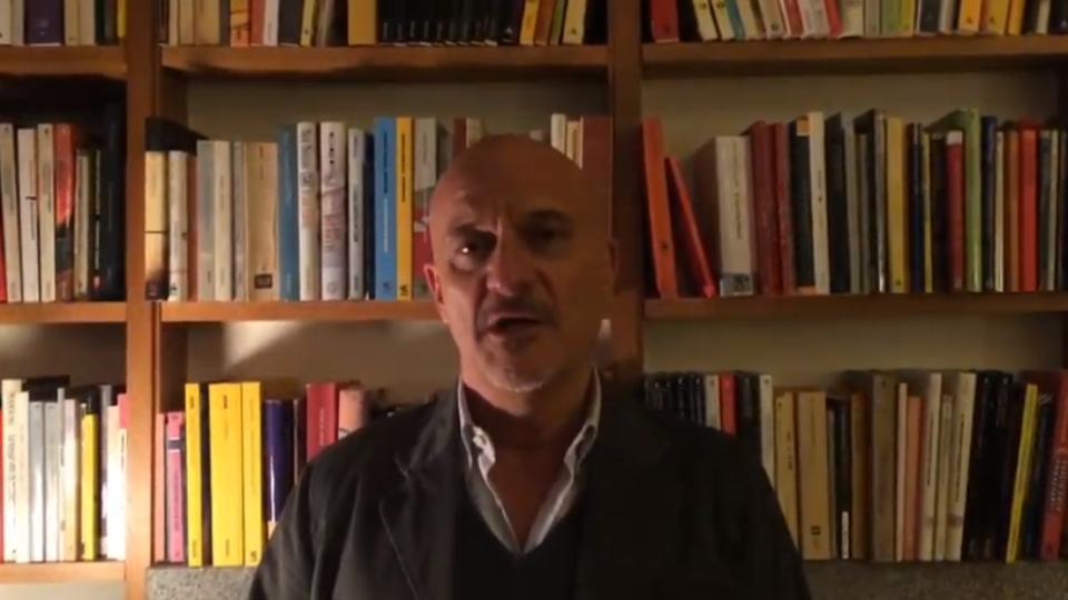 Claudio Bisio Socio Onorario