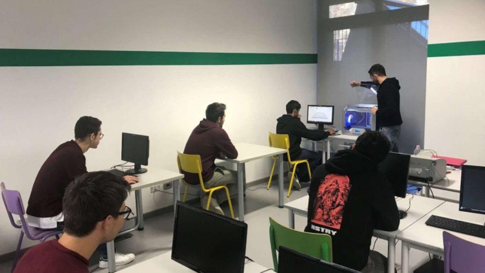 Fondazione Malavasi al lavoro con la Stampante 3D