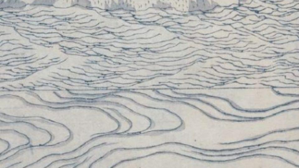 mostra di Hokusai,Hiroshige, Utamaro offerti gratuitamente da Skira.