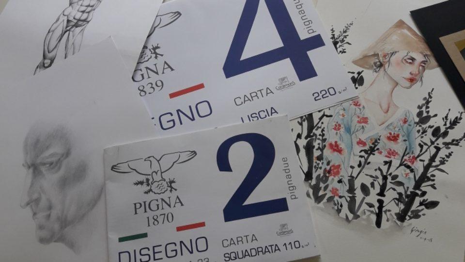 Donazione Pigna – Contributo Fotografico del Liceo Bruno Munari