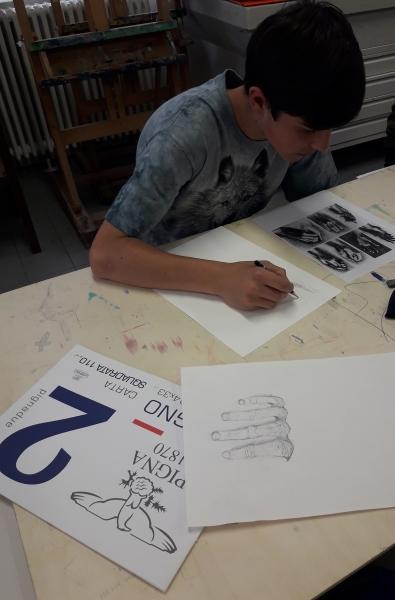 Donazione Pigna - Contributo Fotografico del Liceo Bruno Munari