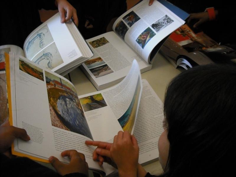 Offerta libri Skira – Ecco le foto della scuola vincitrice!