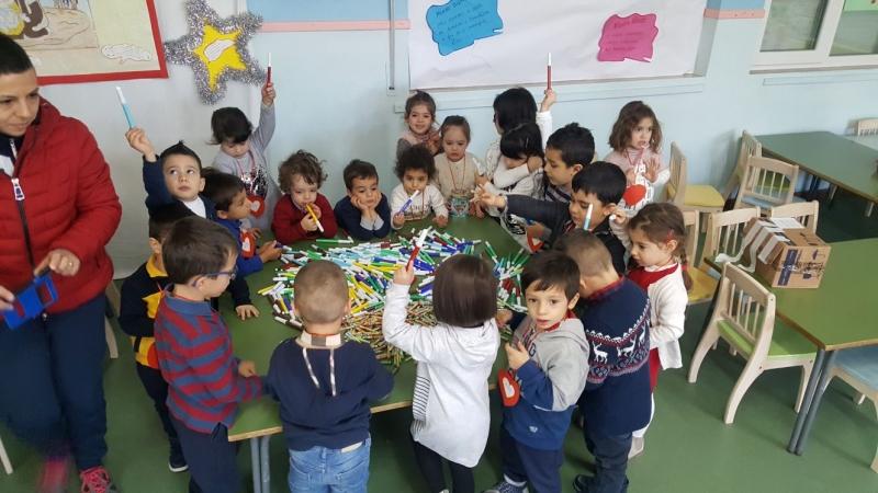 Il contributo video della scuola dell'infanzia di Cerva