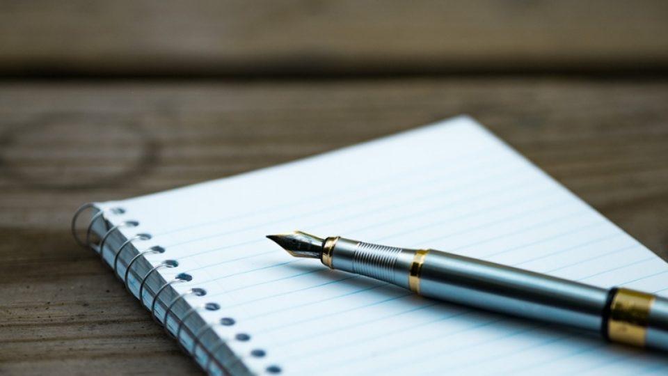 penna stilografica veca