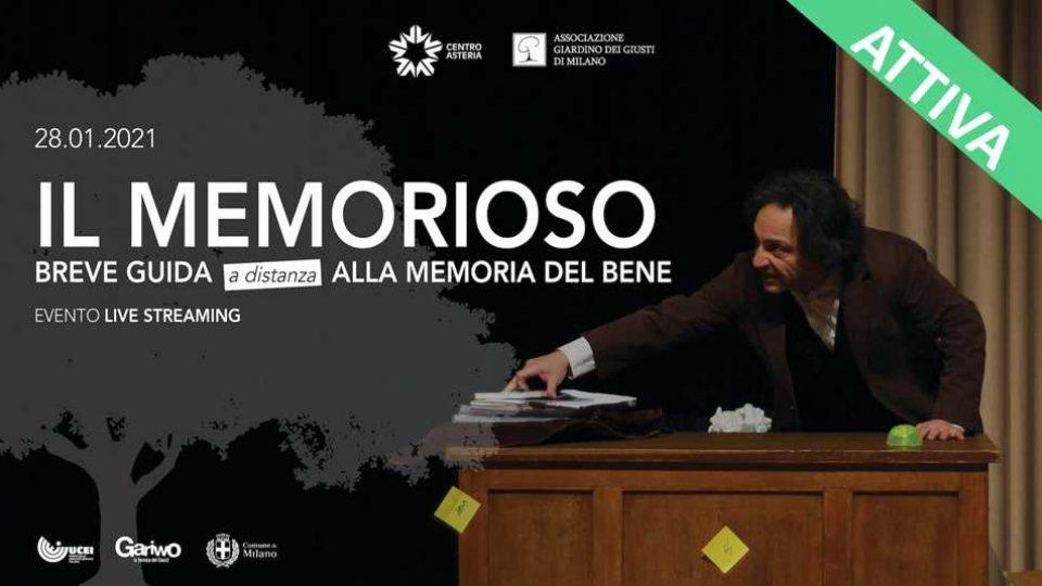 Il Memorioso Fondo Scuola Italia