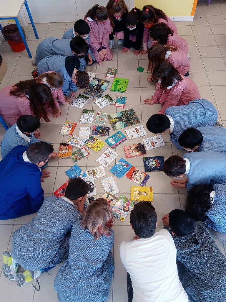 Foto alunni scuola primaria Palazzi