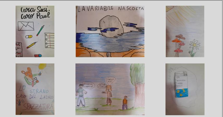 La Scuola Primaria A. Alonzi di Roma ringrazia la divisione Mondadori-Piemme-Rizzoli